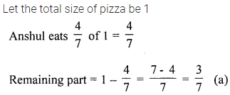 ML Aggarwal Class 6 Solutions for ICSE Maths Chapter 6 Fractions Objective Type Questions 29