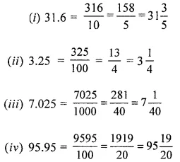 ML Aggarwal Class 6 Solutions for ICSE Maths Chapter 7 Decimals Ex 7.2 5