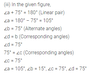 ML Aggarwal Class 7 Solutions for ICSE Maths Chapter 10 Lines and Angles Ex 10.2 20