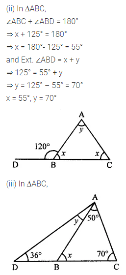 ML Aggarwal Class 7 Solutions for ICSE Maths Chapter 11 Triangles and its Properties Ex 11.2 20