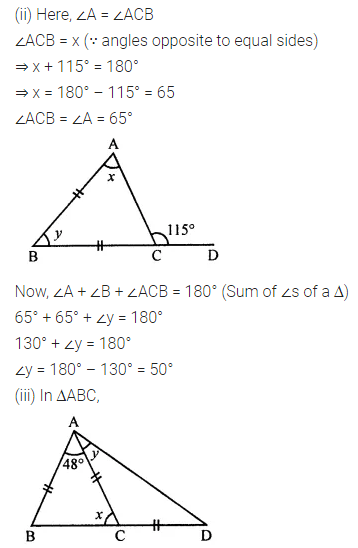 ML Aggarwal Class 7 Solutions for ICSE Maths Chapter 11 Triangles and its Properties Ex 11.3 10