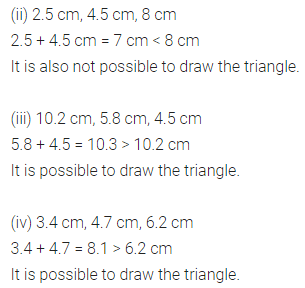 ML Aggarwal Class 7 Solutions for ICSE Maths Chapter 11 Triangles and its Properties Ex 11.4 2