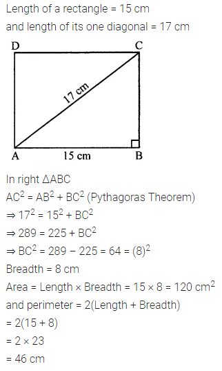 ML Aggarwal Class 7 Solutions for ICSE Maths Chapter 11 Triangles and its Properties Ex 11.5 10