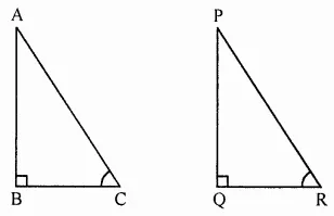 ML Aggarwal Class 7 Solutions for ICSE Maths Chapter 12 Congruence of Triangles Ex 12.2 4