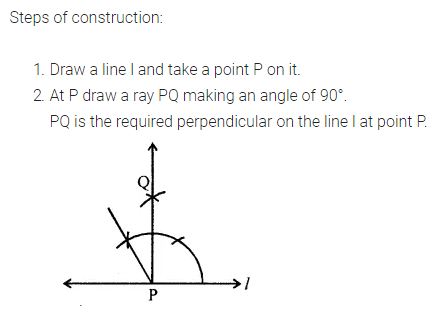 ML Aggarwal Class 7 Solutions for ICSE Maths Chapter 13 Practical Geometry Ex 13 2