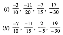 ML Aggarwal Class 7 Solutions for ICSE Maths Chapter 3 Rational Numbers Ex 3.2 15