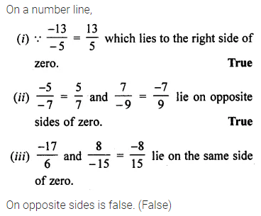 ML Aggarwal Class 7 Solutions for ICSE Maths Chapter 3 Rational Numbers Ex 3.2 4