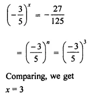 ML Aggarwal Class 7 Solutions for ICSE Maths Chapter 4 Exponents and Powers Check Your Progress 8