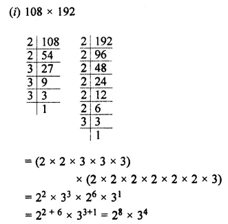 ML Aggarwal Class 7 Solutions for ICSE Maths Chapter 4 Exponents and Powers Ex 4.2 24