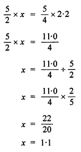 ML Aggarwal Class 7 Solutions for ICSE Maths Chapter 6 Ratio and Proportion Check Your Progress 7