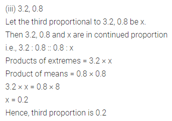 ML Aggarwal Class 7 Solutions for ICSE Maths Chapter 6 Ratio and Proportion Ex 6.2 11