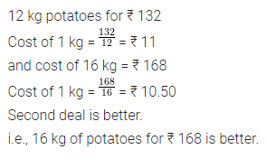 ML Aggarwal Class 7 Solutions for ICSE Maths Chapter 6 Ratio and Proportion Ex 6.3 10