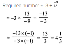 ML Aggarwal Class 8 Solutions for ICSE Maths Chapter 1 Rational Numbers Ex 1.4 8