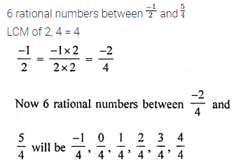 ML Aggarwal Class 8 Solutions for ICSE Maths Chapter 1 Rational Numbers Ex 1.5 6