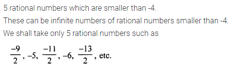 ML Aggarwal Class 8 Solutions for ICSE Maths Chapter 1 Rational Numbers Ex 1.5 9