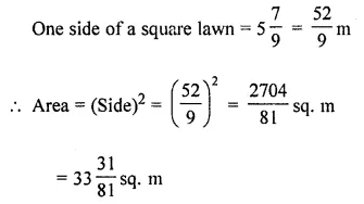 ML Aggarwal Class 8 Solutions for ICSE Maths Chapter 1 Rational Numbers Ex 1.6 7