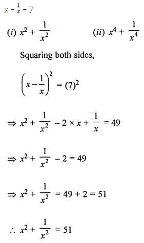 ML Aggarwal Class 8 Solutions for ICSE Maths Chapter 10 Algebraic Expressions and Identities Ex 10.5 21