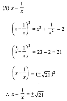 ML Aggarwal Class 8 Solutions for ICSE Maths Chapter 10 Algebraic Expressions and Identities Ex 10.5 25