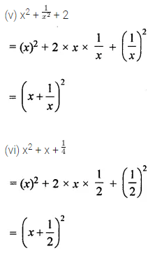 ML Aggarwal Class 8 Solutions for ICSE Maths Chapter 11 Factorisation Ex 11.3 3