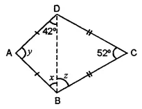 ML Aggarwal Class 8 Solutions for ICSE Maths Chapter 13 Understanding Quadrilaterals Check Your Progress 8