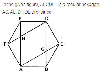 ML Aggarwal Class 8 Solutions for ICSE Maths Chapter 13 Understanding Quadrilaterals Objective Type Questions 34