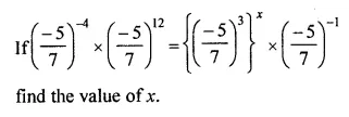 ML Aggarwal Class 8 Solutions for ICSE Maths Chapter 2 Exponents and Powers Ex 2.1 26