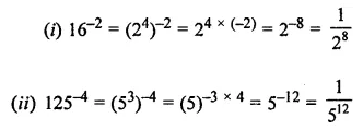 ML Aggarwal Class 8 Solutions for ICSE Maths Chapter 2 Exponents and Powers Ex 2.1 9