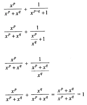 ML Aggarwal Class 8 Solutions for ICSE Maths Chapter 2 Exponents and Powers Objective Type Questions 24