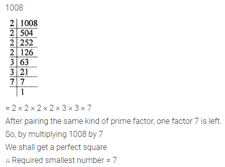 ML Aggarwal Class 8 Solutions for ICSE Maths Chapter 3 Squares and Square Roots Ex 3.1 8