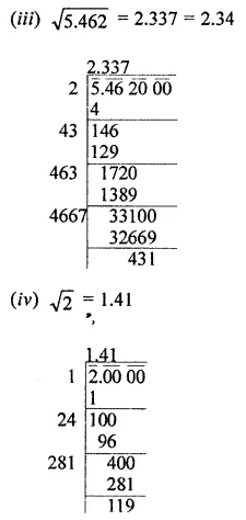 ML Aggarwal Class 8 Solutions for ICSE Maths Chapter 3 Squares and Square Roots Ex 3.4 8
