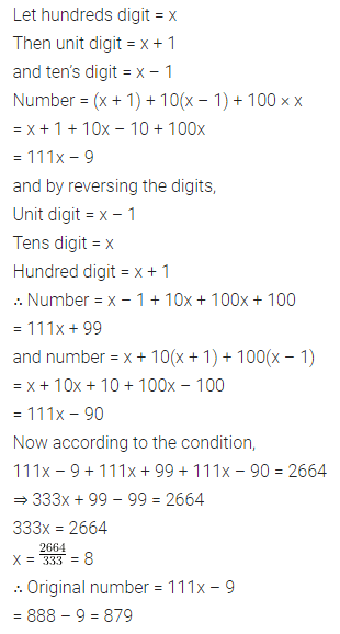 ML Aggarwal Class 8 Solutions for ICSE Maths Chapter 5 Playing with Numbers Ex 5.1 10