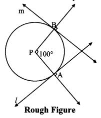 Maharashtra Board Class 10 Maths Solutions Chapter 4 Geometric Constructions Problem Set 4 7