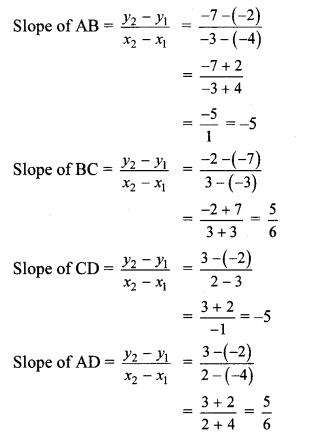 Maharashtra Board Class 10 Maths Solutions Chapter 5 Co-ordinate Geometry Problem Set 5 38