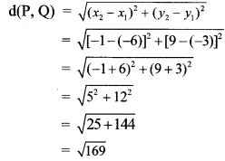 Maharashtra Board Class 10 Maths Solutions Chapter 5 Co-ordinate Geometry Problem Set 5 9