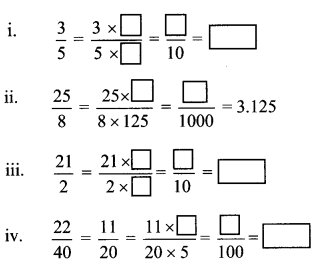 Maharashtra Board Class 6 Maths Solutions Chapter 5 Decimal Fractions Practice Set 15 1