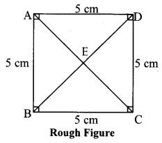 Maharashtra Board Class 8 Maths Solutions Chapter 8 Quadrilateral Constructions and Types Practice Set 8.2 12