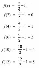 Tamilnadu Board Class 10 Maths Solutions Chapter 1 Relations and Functions Ex 1.4 3