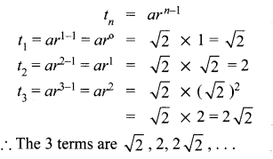 Tamilnadu Board Class 10 Maths Solutions Chapter 2 Numbers and Sequences Ex 2.7 8