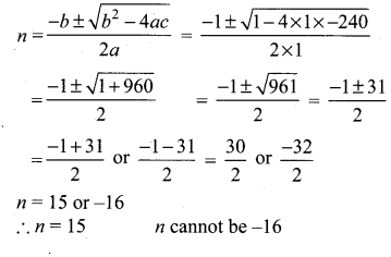Tamilnadu Board Class 10 Maths Solutions Chapter 2 Numbers and Sequences Ex 2.9 10