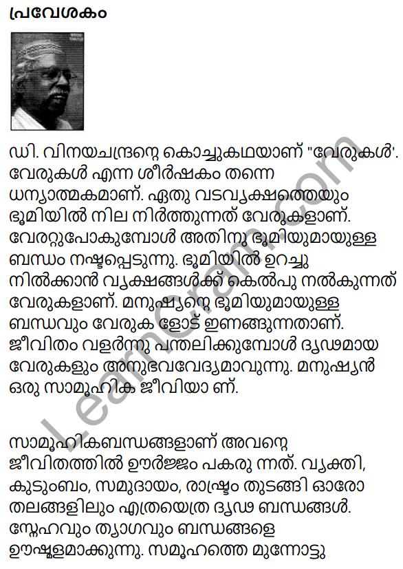 Adisthana Padavali Malayalam Standard 10 Solutions Unit 1 Chapter 1 Plavilakkanni 27