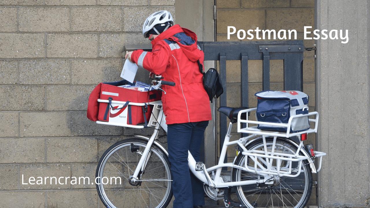 Postman Essay