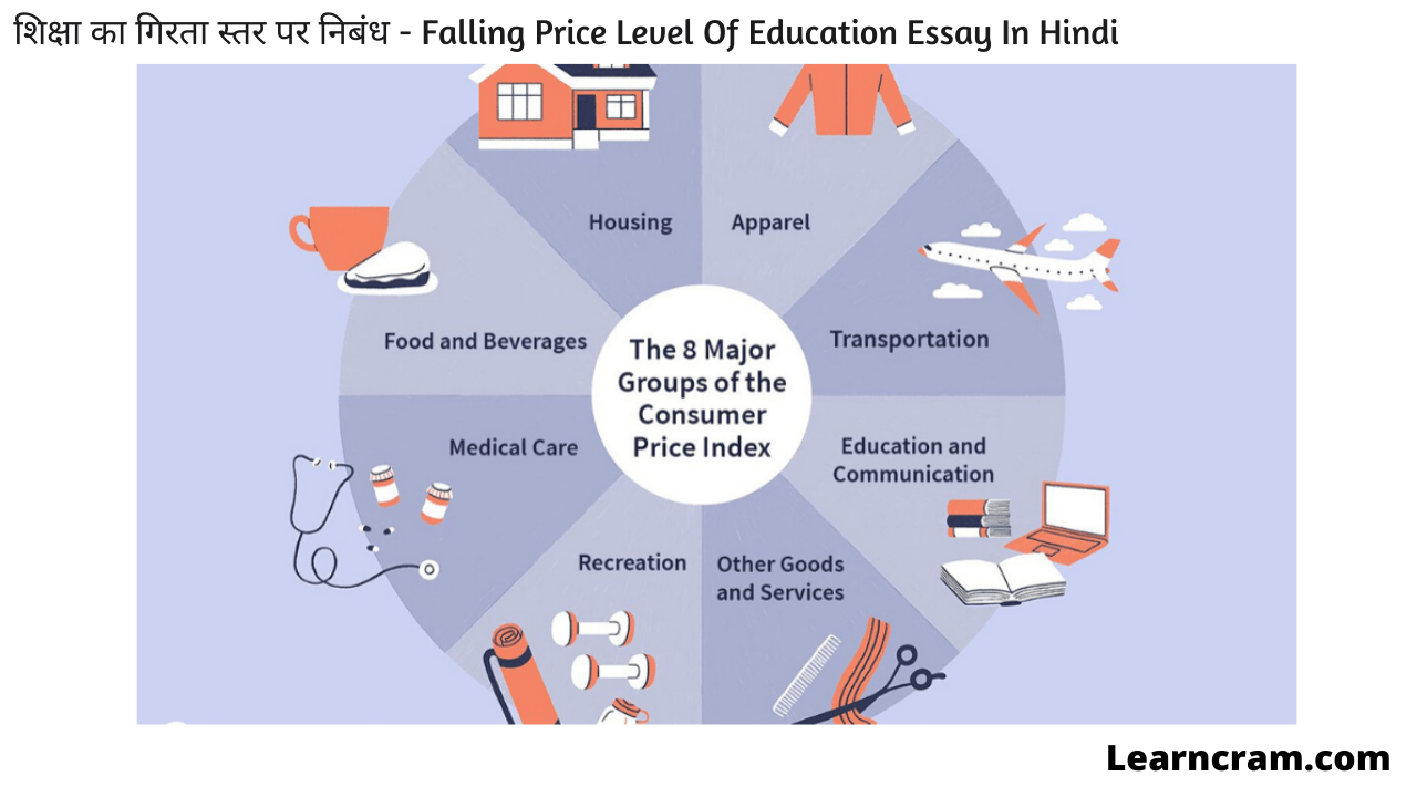 Falling Price Level Of Education Essay In Hindi