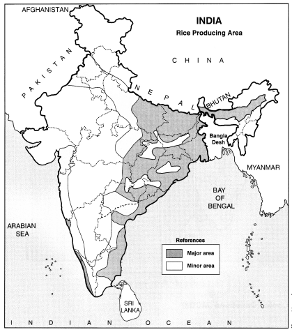 Class 10 Geography Chapter 4 Extra Questions and Answers Agriculture 2