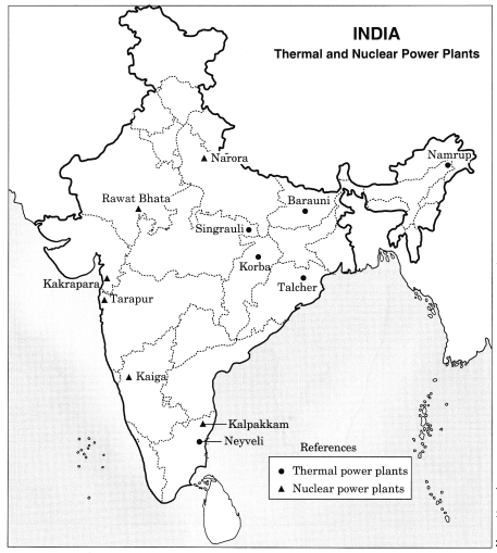 Class 10 Geography Chapter 5 Extra Questions and Answers Minerals and Energy Resources 3