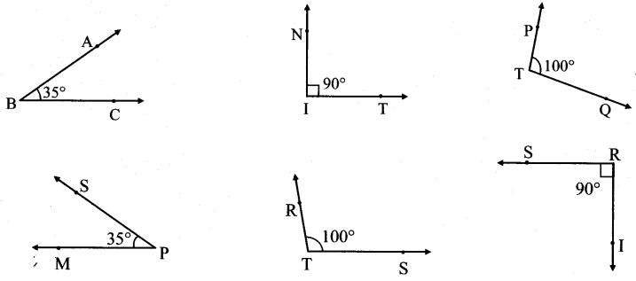 Maharashtra Board Class 7 Maths Solutions Chapter 1 Geometrical Constructions Practice Set 7 2