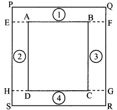 Maharashtra Board Class 7 Maths Solutions Chapter 12 Perimeter and Area Practice Set 45 2