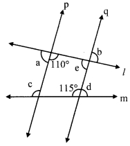 Maharashtra Board Class 9 Maths Solutions Chapter 2 Parallel Lines Practice Set 2.1 3