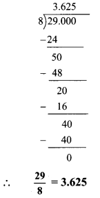 Maharashtra Board Class 9 Maths Solutions Chapter 2 Real Numbers Practice Set 2.1 11