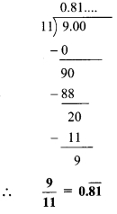 Maharashtra Board Class 9 Maths Solutions Chapter 2 Real Numbers Practice Set 2.1 8