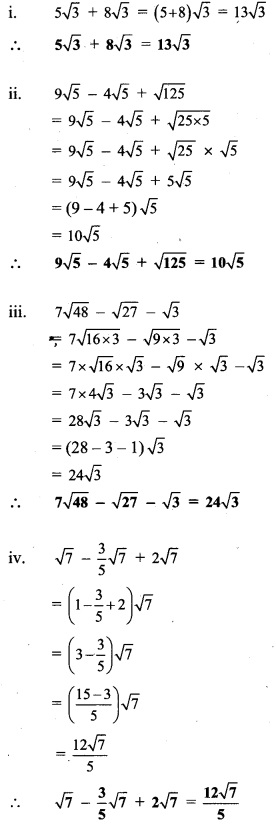 Maharashtra Board Class 9 Maths Solutions Chapter 2 Real Numbers Practice Set 2.3 19